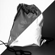 Reflective High Visibility Drawstring Bag