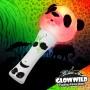 """Panda Mini Flashing Animal Wand 7"""" Wholesale 1"""