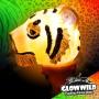 "Tiger Mini Light Up Animal Wand 7"" 5"
