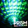 Light Up Prism Ball Necklace 3