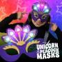 Flashing Felt Masks Wholesale - Unicorn & Peacock  5