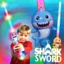Light Up Baby Shark Sword 1