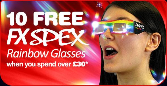 FREE FX Spex