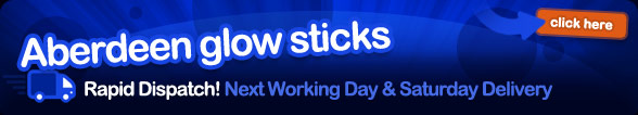 Glow Sticks Aberdeen