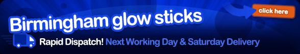 Glow Sticks Birmingham