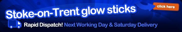 Glow Sticks Stoke-on-Trent