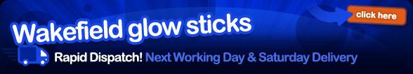 Glow Sticks Wakefield