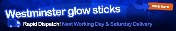 Glow Sticks Westminster