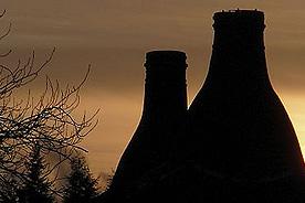 Stoke-on-Trent Bottle Kilns