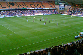 Wolverhampton Molineux Ground